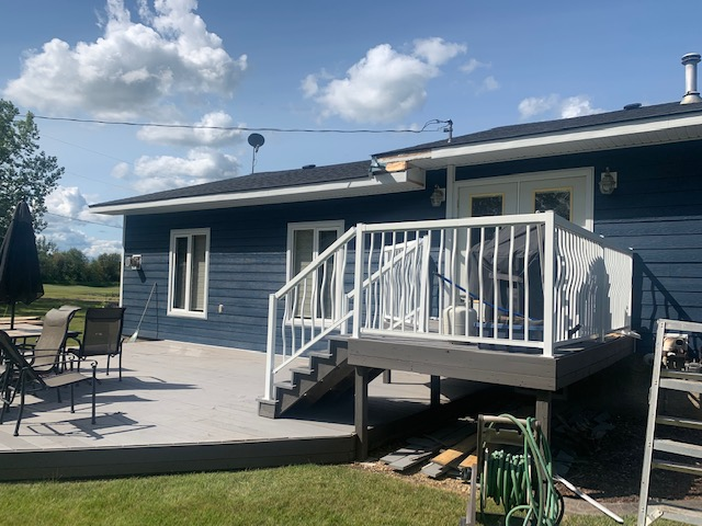 Spirit River Addition and Home Makeover
